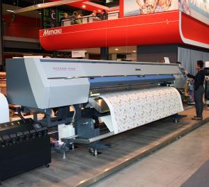 TS500P-3200 at ITMA Milan