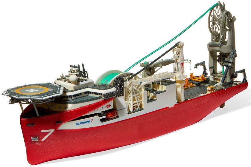 3D ship