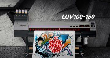 Mimaki lanza la nueva '100 Series' y lleva al mercado europeo dos impresoras image
